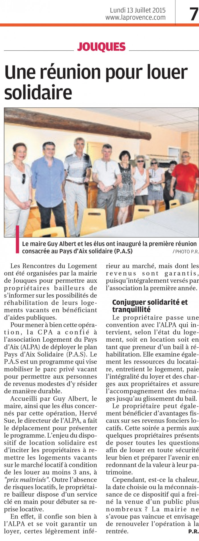 [AIXPR - 7]  BLP/BOUCHES/EDIT_AIX/30.PAGES ... 13/07/15